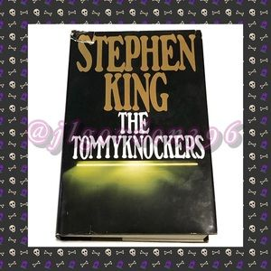 The Tonmyknockers Book by Stephen King